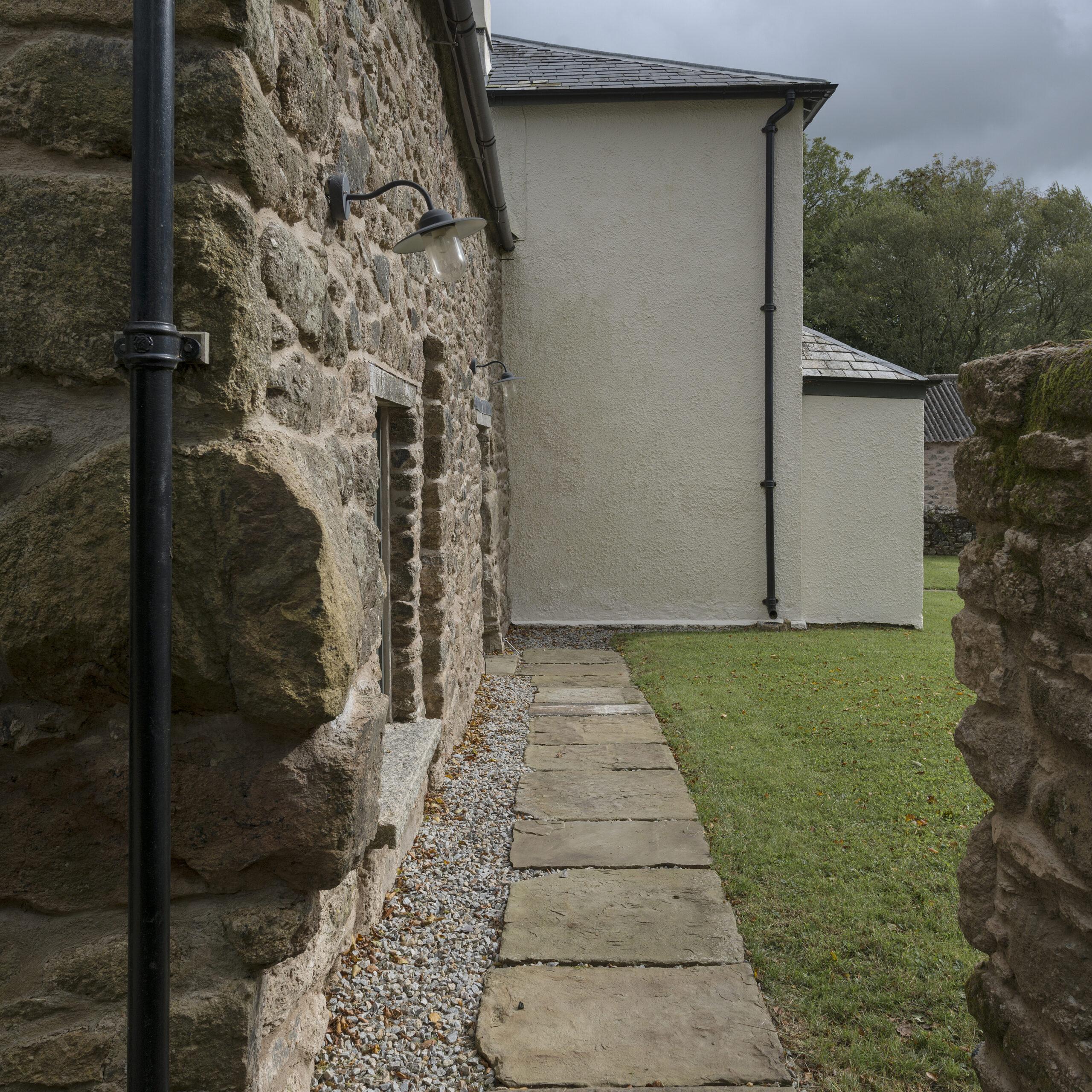 Higher Lettaford renovation